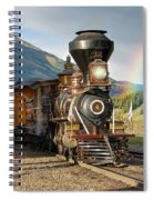 Eureka Rainbow Spiral Notebook