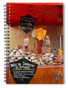 A European Butcher Spiral Notebook