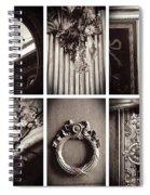 European Elegance Spiral Notebook
