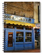 Eva's Bakery  Spiral Notebook