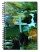 Even After The Ashes Love Remains  Spiral Notebook