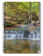 Even Flow Spiral Notebook
