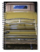Even The Backside Looks Good Spiral Notebook