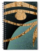 Even The Gods Must Die Spiral Notebook