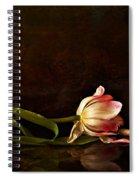 Even Though A Flower Fades Spiral Notebook