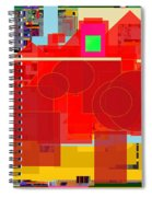 Even Though Yisroel Are Impure The Divine Presence Is Among Them 23a Spiral Notebook