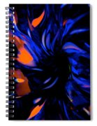Evening Comes Spiral Notebook
