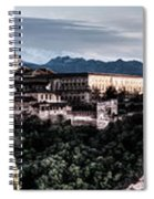Evening In The Alhambra Spiral Notebook