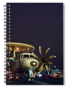 Evening On The Carrier Spiral Notebook