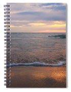 Evening Solace Spiral Notebook