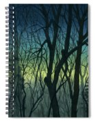 Evening Stand Spiral Notebook
