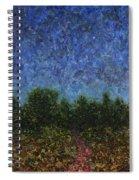 Evening Star Spiral Notebook