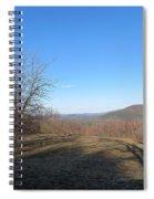 Evening View Spiral Notebook