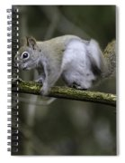 Ever Get The Itch Spiral Notebook