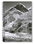 Everest Sunrise Spiral Notebook