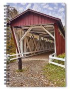 Everett Covered Bridge Spiral Notebook
