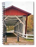 Everett Road Bridge Spiral Notebook