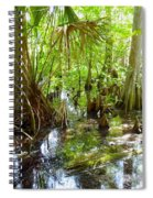 Everglades Spiral Notebook