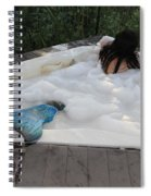 Everglades City Florida Mermaid 071 Spiral Notebook