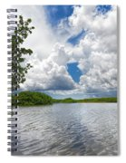 Everglades Lake - 0278 Spiral Notebook