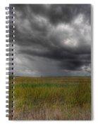 Everglades Storm Spiral Notebook