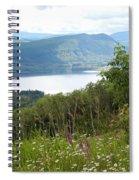 Evergreen Overlook Spiral Notebook