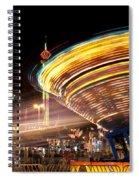 Evergreen State Fair Spiral Notebook