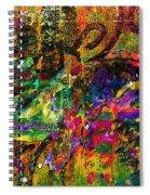 Evermore Graffiti Spiral Notebook