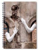 Every Hand Goes Searching For Its Partner 02 Spiral Notebook