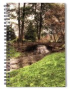 Every Tear Drop Is A Waterfall Spiral Notebook