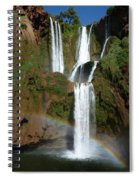 Every Teardrop Is A Waterfall  Spiral Notebook