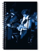 Everyday Blues With Marshall Tucker Spiral Notebook
