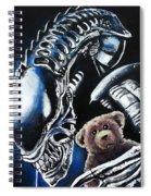 Everyone Needs A Teddy Bear Spiral Notebook