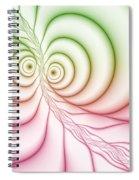 Everything Flows Spiral Notebook