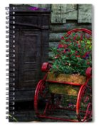 Everything Old Is New Again Spiral Notebook
