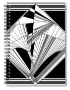 Evocative Spiral Notebook