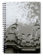 Ethereal Rajasthan Spiral Notebook