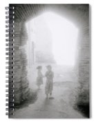 Dreams And Memories Spiral Notebook