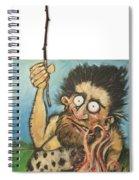 Evolution Number One Spiral Notebook