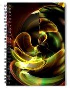 Evolve Spiral Notebook