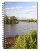 Ewaso Nyiro River Spiral Notebook