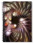 Examining Virtuosity Spiral Notebook