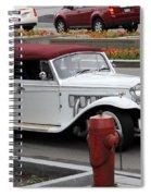 Excalibur Spiral Notebook