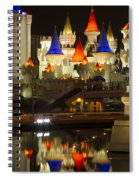 Excalibur Reflection Spiral Notebook