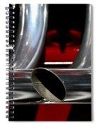 Exhaust Spiral Notebook