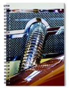 Exhaust Spiral Notebook