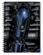 Triumph 4 - Exhausting Spiral Notebook