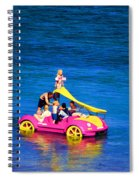 Exhilarating Spiral Notebook
