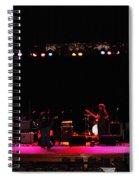 Exit Stage Left Spiral Notebook