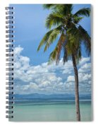 Exotic Palm Tree Spiral Notebook